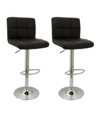 Two Cube Bar Stools