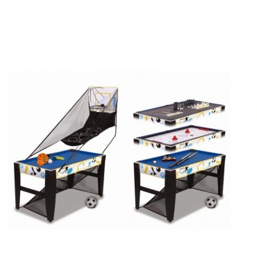 12 in 1 Multi Game Table