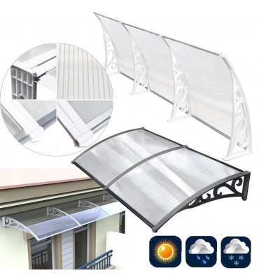 Awning Shelter Front and Back Window Canopies
