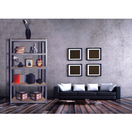 5 Tier Boltless Metal Storage Shelves