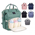 Mummy Maternity Large Capacity Nappy Bag