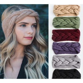 Ladies Knitted Bowknot Headband