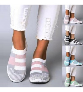 Women Knit Sock Shoes