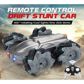 360° Rotation Drift Stunt Remote Control Car