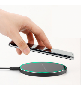 USB Qi Wireless Charger
