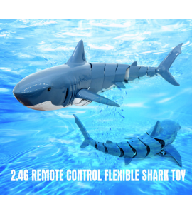 Simulated Remote Control Shark Toy