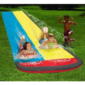 Inflatable Double Surfboard Kids Waterslide