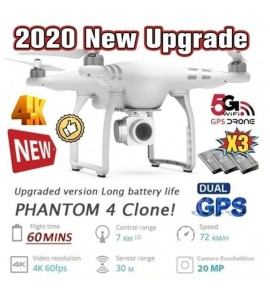 Ultra HD 4k/1080P/720P Camera Drone